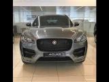 Jaguar F-pace 3.0 TDV6 R-Sport AWD Aut.