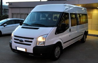 Ford Transit T300L 2.2 TDCI TREND (9 LUGARES)
