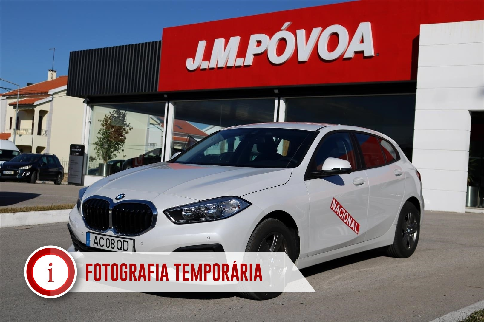 BMW Série 1 118i Corporate Edition Auto 140cv