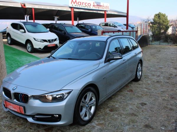 BMW 320 D Touring 184CV SPORT