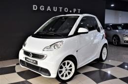 Smart ForTwo Cabrio Eletric Drive