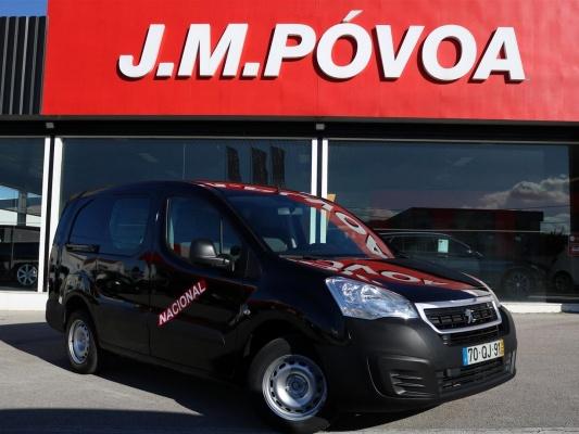 Peugeot Partner, 2015