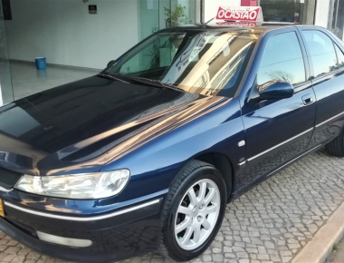 Peugeot 406 2.0 HDI Exclusive 110cv