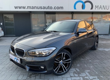 BMW 116 d EfficientDynamics GPS