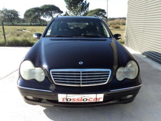 Mercedes-benz C 220, 2003