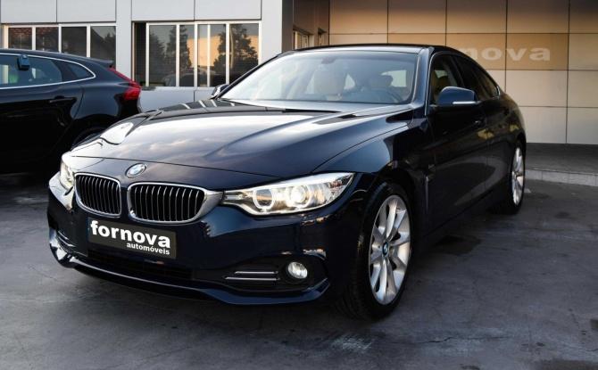 BMW 420 Grand Coupé dA Luxury