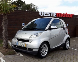 Smart ForTwo COUPÉ 1.0 MHD