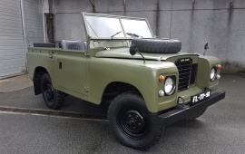 Land Rover Serie II Regular 88