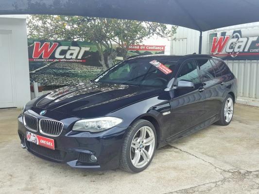 BMW 530, 2013