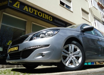 Peugeot 308 SW 1.6 BLUE-HDI 120CV GPS