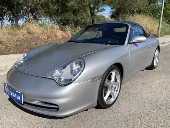 Porsche 996 Carrera 4 Cábrio
