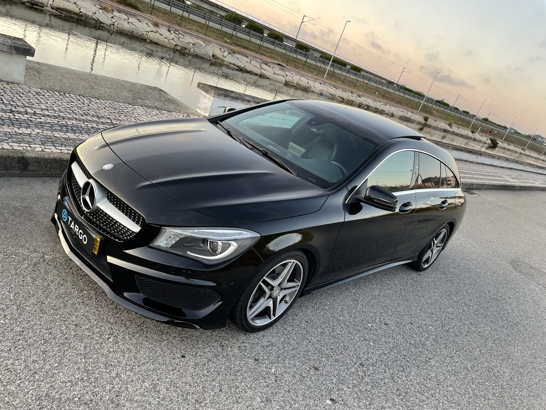 Mercedes-Benz CLA 220 SB Pack AMG