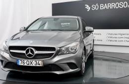 Mercedes-benz Cla 180 Shooting Break Urban Auto