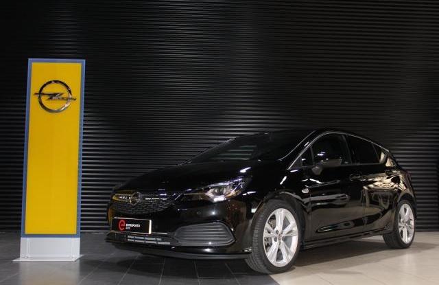Opel Astra 1.6 CDTI OPC Line 160cv