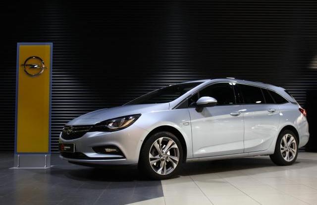 Opel Astra sports tourer 1.6 Cdti Innovation