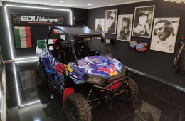 Polaris Rzr S 900 FOX Edition