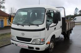Toyota Dyna 3.0 D-4D M35/33 CAB/DUPLA
