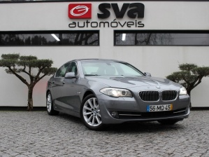 BMW 520 d Nacional Cx. Automática 184 cv