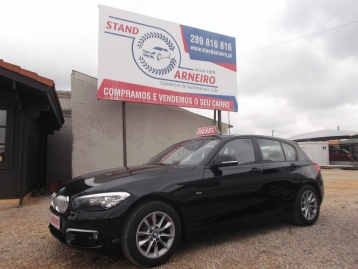 BMW Série 1 116d EfficientDynamic Line Urban
