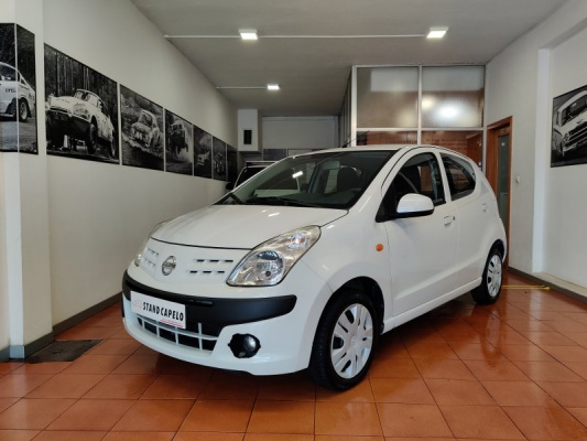 Nissan Pixo, 2010