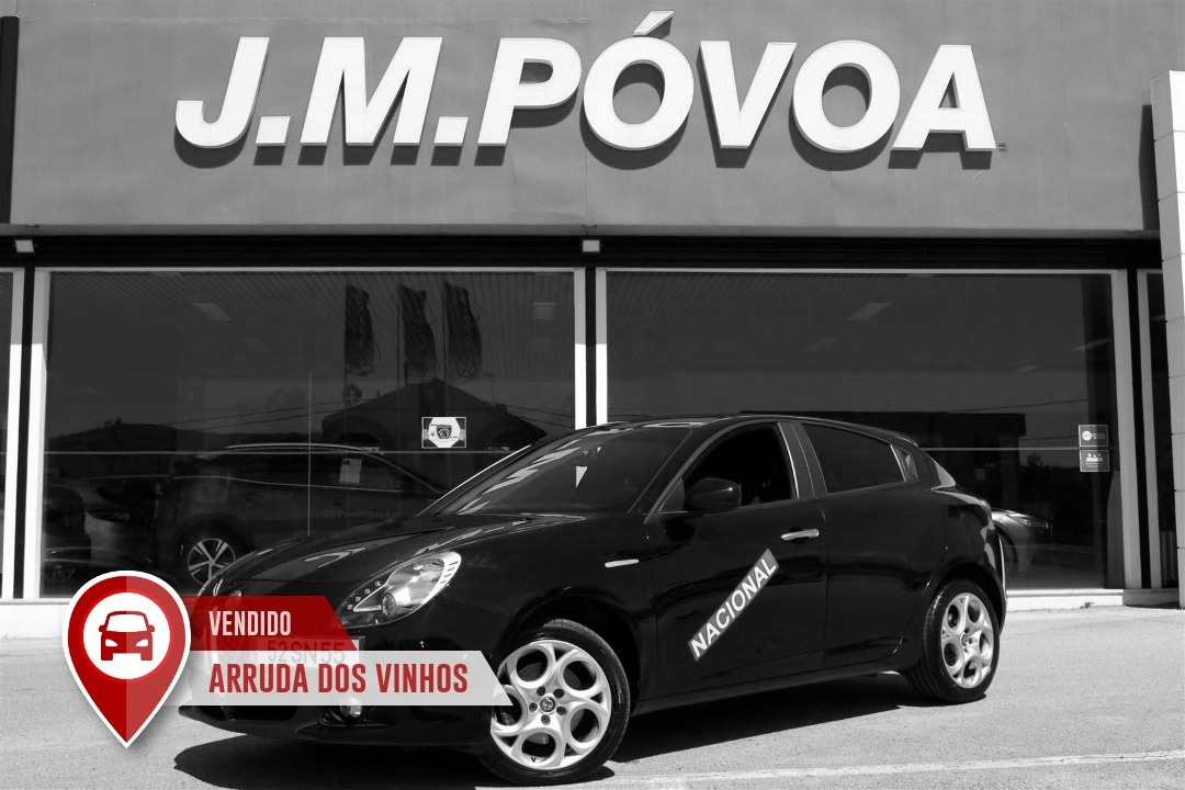 Alfa Romeo Giulietta 2.0 JTDm-2 Super GPS 150cv