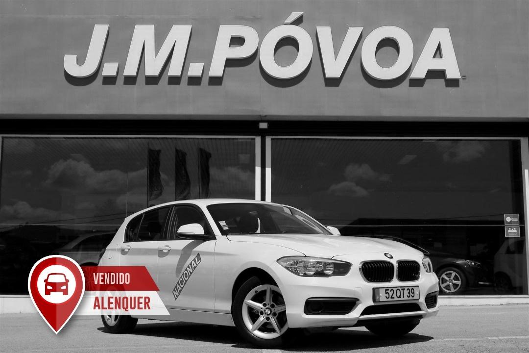 BMW Série 1 114 d Advantage