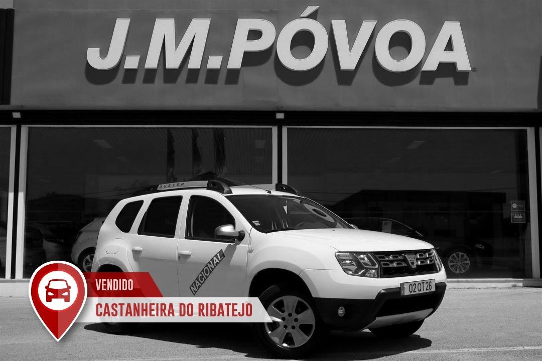 Dacia Duster 1.5 DCI Prestige 4WD 110cv