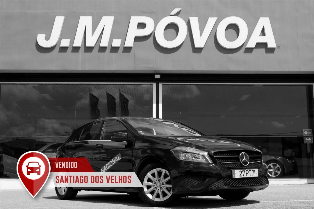 Mercedes-Benz Classe A 180 CDi BE Edition Style 109cv