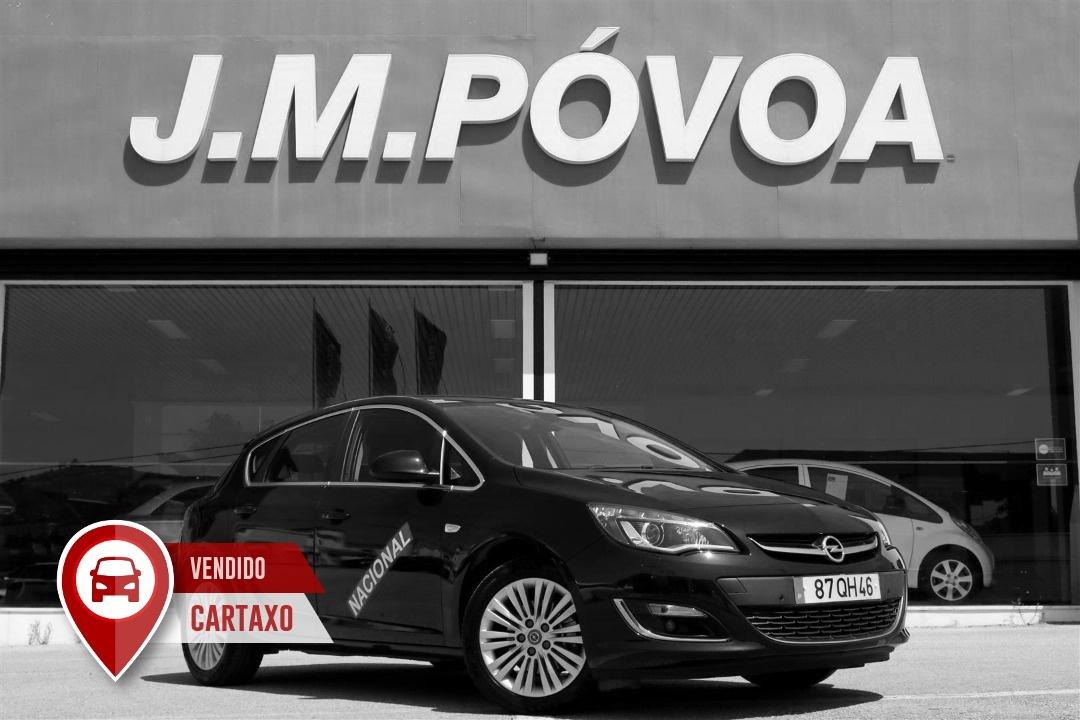 Opel Astra 1.6 CDTI Cosmo S/S 110cv