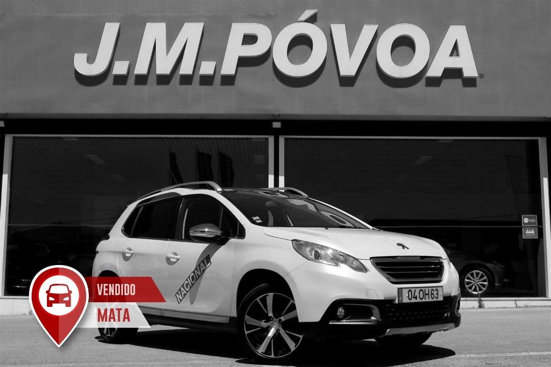 Peugeot 2008 1.6 e-HDI Allure GPS 115cv