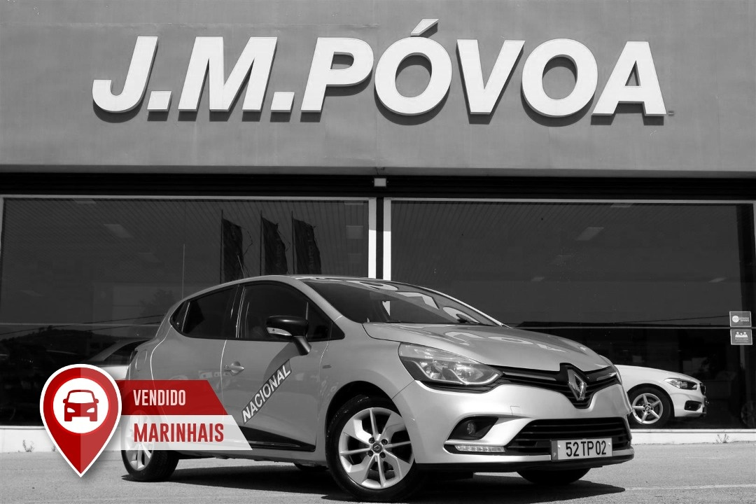 Renault Clio 1.5 DCI Limited Edition S/S