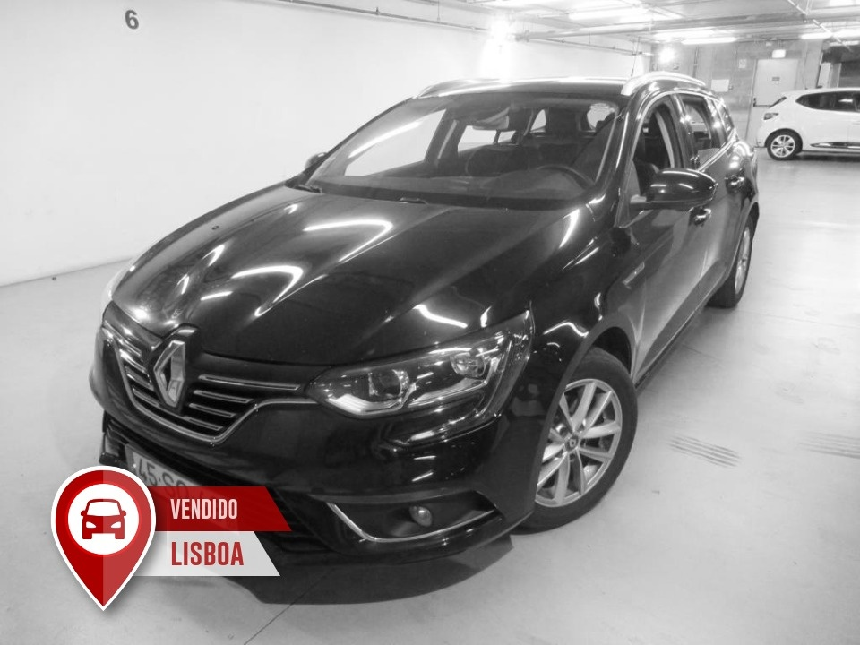 Renault Mégane Sport Tourer 1.5 DCI Intens S/S 110cv