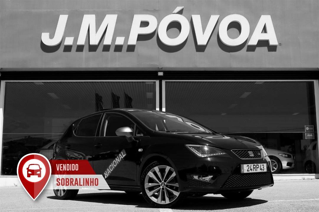 Seat Ibiza 1.0 ecoTSI FR 110cv