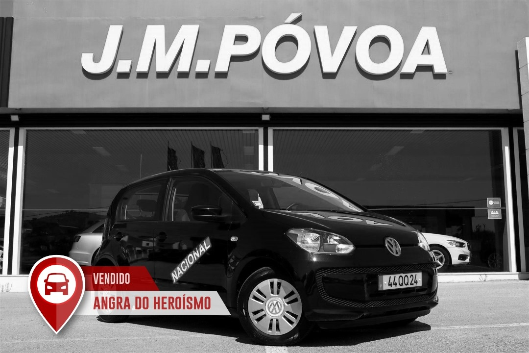 Vw Up 1.0 BlueMotion Move Up!