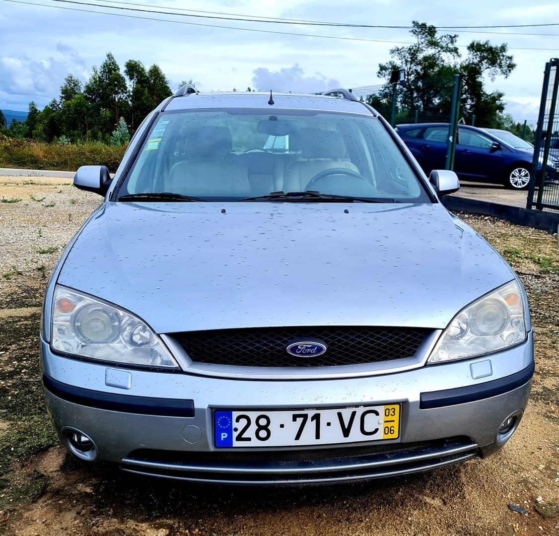 Ford Mondeo 5MHAPX