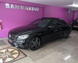 Mercedes-Benz C 200 i AMG line 184cv