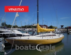 Bostrom B31 Starboat