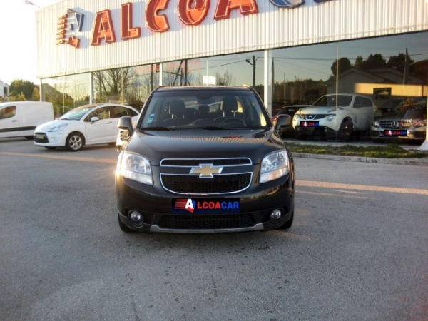 Chevrolet Orlando 2.0 VCDTI LTZ