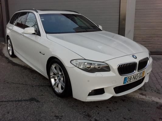 BMW 525, 2012