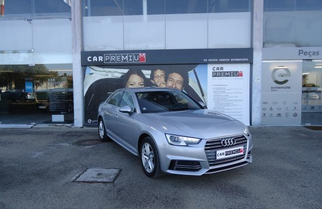 Audi A4 2.0 TDI Business S-Line