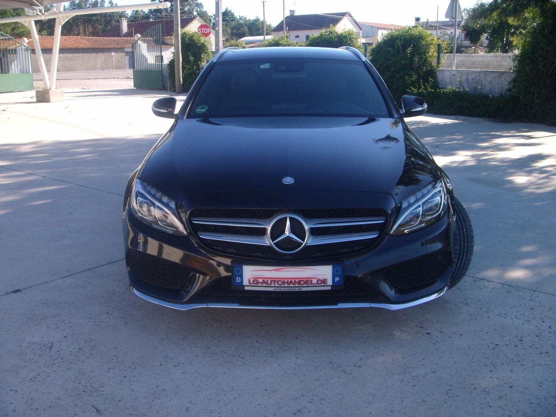 Mercedes-Benz C 200 AMG