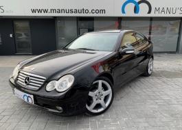 Mercedes-Benz C 220 CDI Sport Coupe Evolution