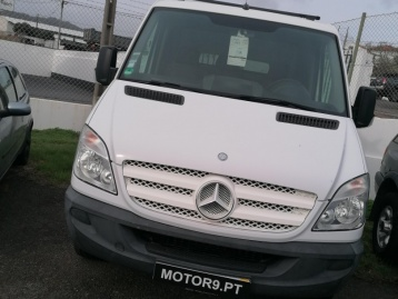 Mercedes-Benz Sprinter 900