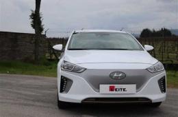 Hyundai Ioniq EV Eletric Tech
