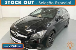 Mercedes-Benz CLA 180 D Shooting Break