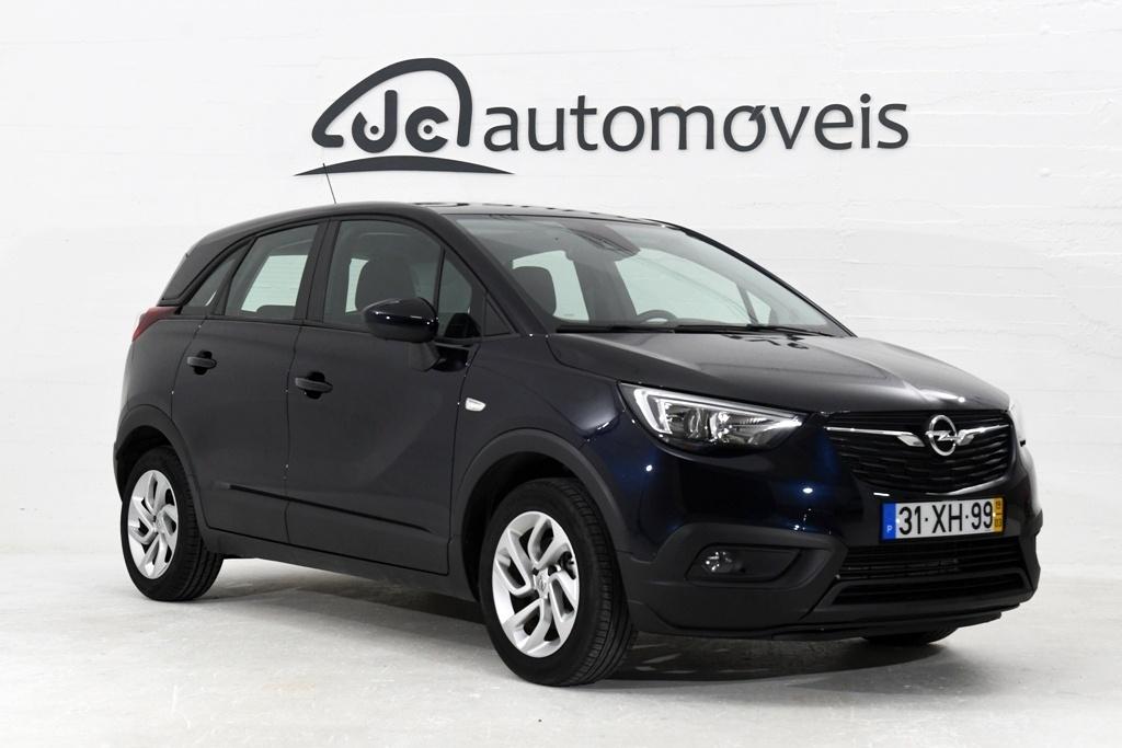 Opel Crossland X 1.2T Edition Nav.