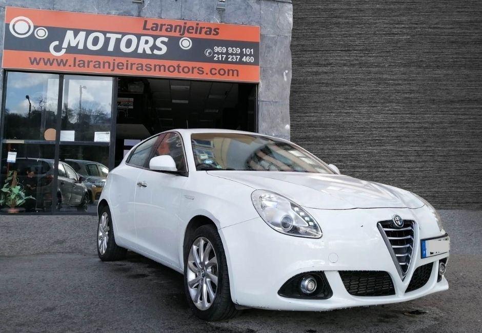 Alfa Romeo Giulietta 1.4 turbo vi-Furo