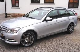 Mercedes-Benz C 200 CDI Avantgard 136 cv