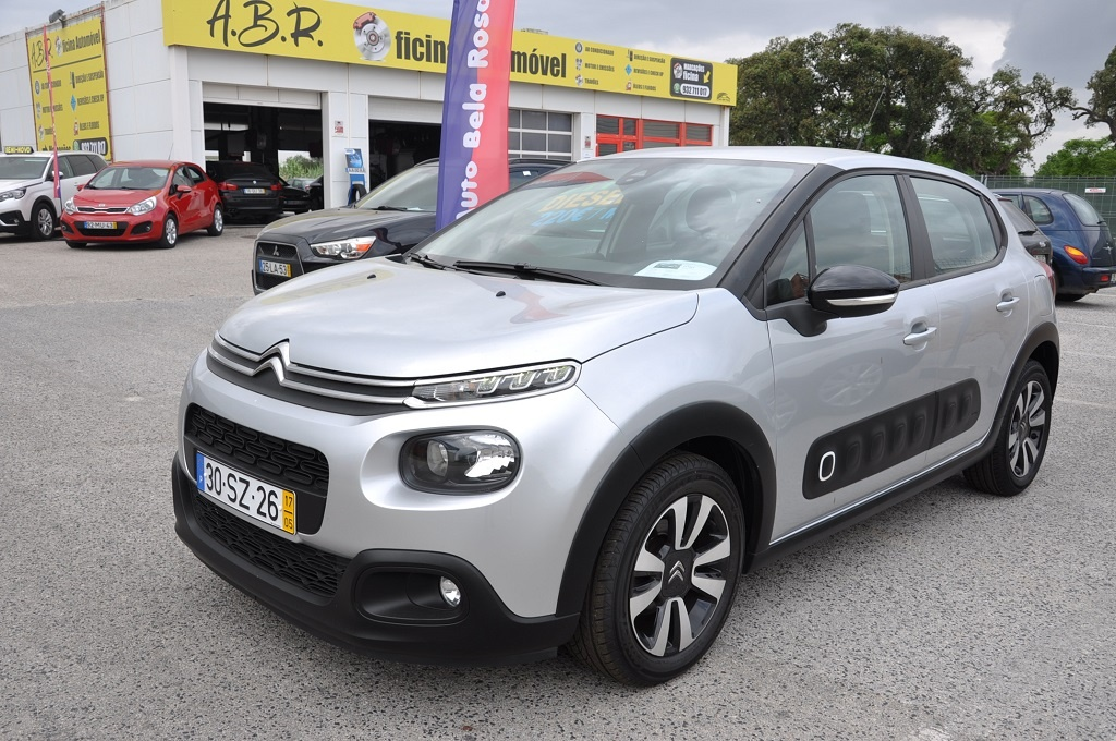 Citroën C3 Feel1.6Hdi