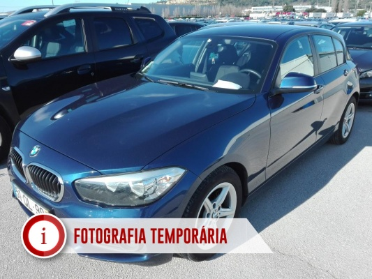 BMW Série 1, 2015